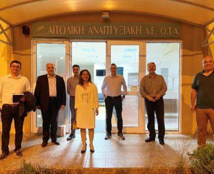 Συνάντηση  Δημάρχων για  ενιαία διαχείριση  τουριστικού προϊόντος της ευρύτερης περιοχής.