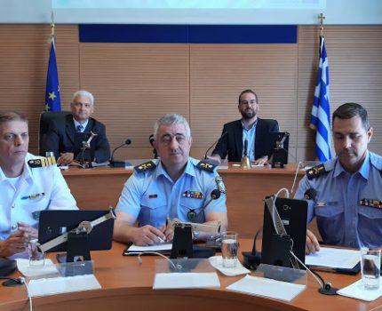 Drones και άλλος σύγχρονος εξοπλισμός στα Σώματα Ασφαλείας από την Περιφέρεια Δυτικής Ελλάδας – Επιχειρησιακός κόμβος Πολιτικής Προστασίας το αεροδρόμιο του Επιταλίου