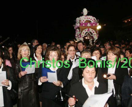 Αστακός–2006-Επιτάφιος μέσα από ένα «πλούσιο» φωτογραφικό υλικό