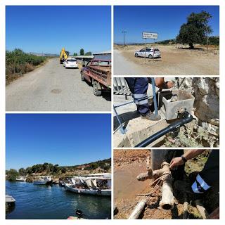Φίλιππος Σαμαλέκος: Διακοπή παράνομων υδροδοτήσεων
