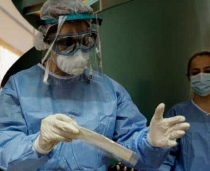 Ν. Σιδηράς: Ο γιατρός από το Νεοχώρι μιλά για τη «μάχη» του με τον κορωνοϊό