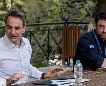 Νίκος Χαρδαλιάς: Έτσι θα τον «ανταμείψει» ο Κυριάκος Μητσοτάκης