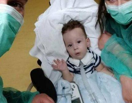 Νοσοκομείο Ρίου: Στην Αθήνα μεταφέρεται ο Ηλίας – Στυλιανός – Αρχίζει η θεραπεία
