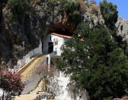 Γιορτάζει αύριο η Παναγία η Φανερωμένη στο Βαλτί Αστακού (ΔΕΙΤΕ ΦΩΤΟ)