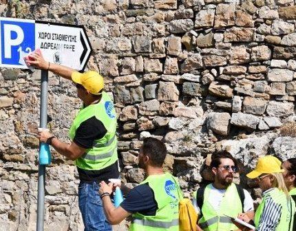 Clean Up – Safety Day στο Δήμο Ναυπακτίας (ΦΩΤΟ)