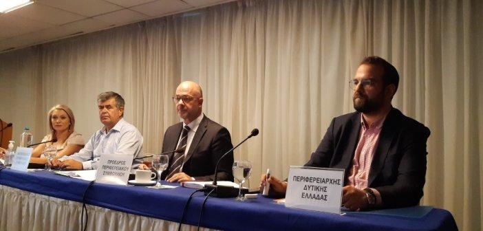 Περιφερειακό Συμβούλιο Δυτικής Ελλάδας: «Επιστροφή» στις δια ζώσης συνεδριάσεις (ΦΩΤΟ)