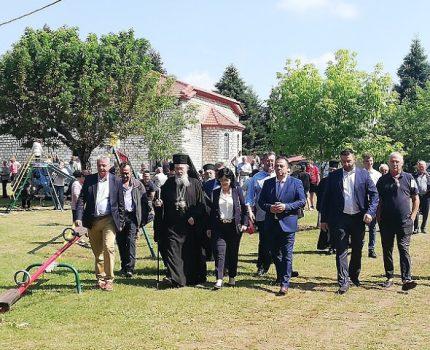 Εορταστικές εκδηλώσεις στην Αγία Κυριακή Ναυπακτίας