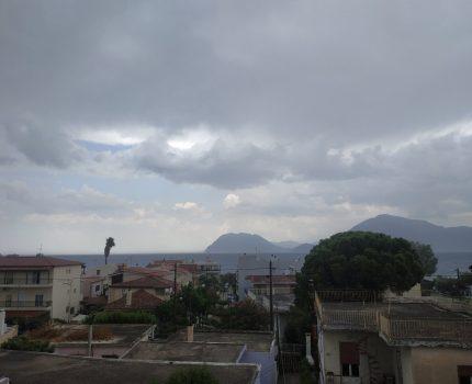 ΕΚΤΑΚΤΟ:Ισχυρή καταιγίδα στο Ξηρόμερο και όλη την Δυτική Ελλάδα![φωτο και βιντεο]